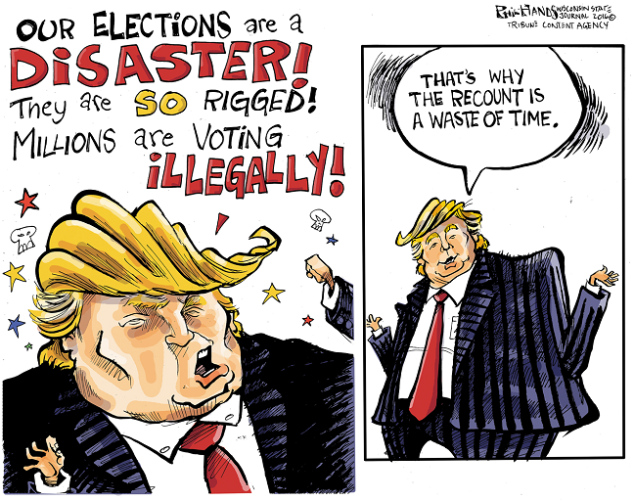 Trump election